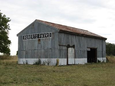 Lugares – Roberto J. Payró