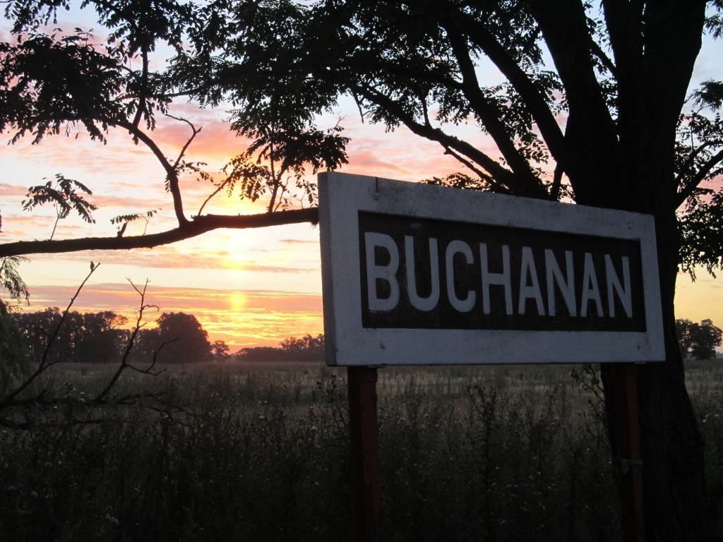 Lugares – Buchanan
